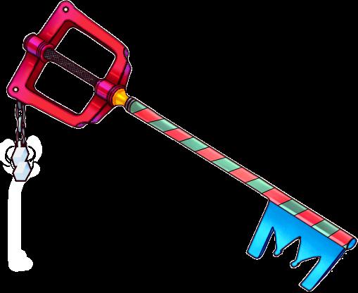 Vanellope's Keyblade