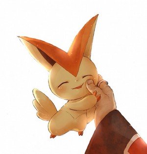 Victini the Victory Pokemon