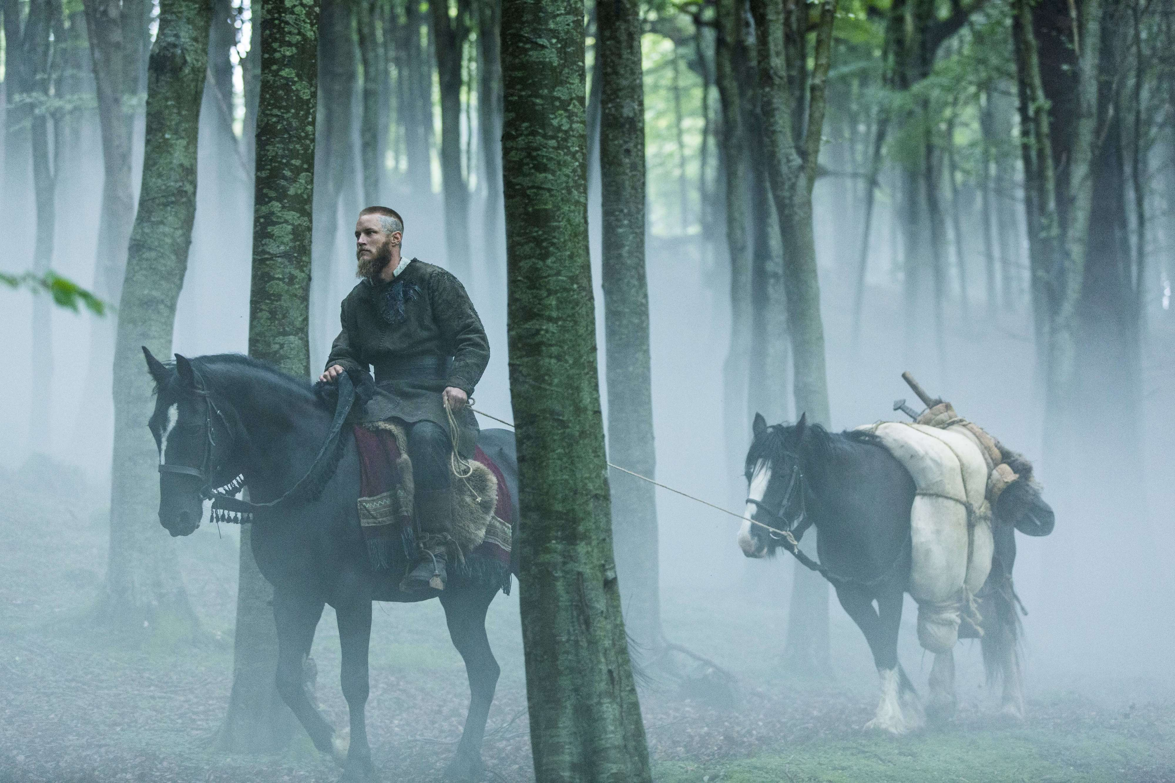 """Vikings """"Born Again"""" (3x06) promotional picture"""