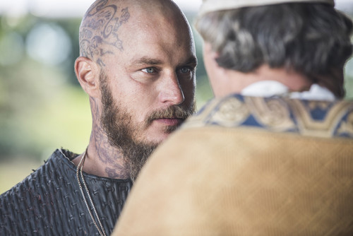 "Vikings (TV Series) karatasi la kupamba ukuta entitled Vikings ""Breaking Point"" (3x09) promotional picture"