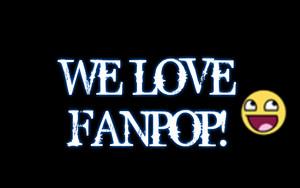 WE Cinta FANPOP!