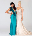 WWE Hall of Fame 2015 - Alicia Fox and Maryse - wwe-divas photo