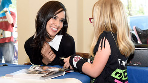 WWE Ultimate Superstar Guide Book Signing