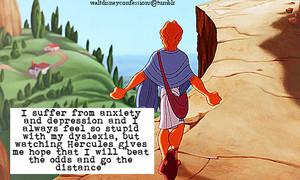 Walt Disney Confessions - Hercules.