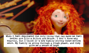 Walt Дисней Confessions - Posts Tagged 'Brave.'