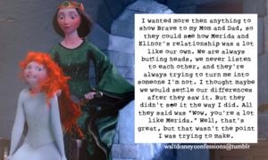 Walt Disney Confessions - Posts Tagged 'Brave.'