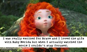 Walt ডিজনি Confessions - Posts Tagged 'Brave.'