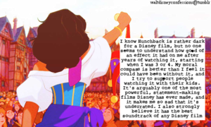 Walt Disney Confessions - Posts Tagged 'The Hunchback Of Notre Dame.'