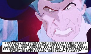 Walt 迪士尼 Confessions - Posts Tagged 'The Hunchback Of Notre Dame.'