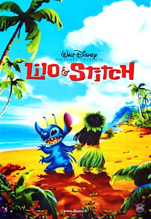 Walt Дисней Posters - Lilo & Stitch