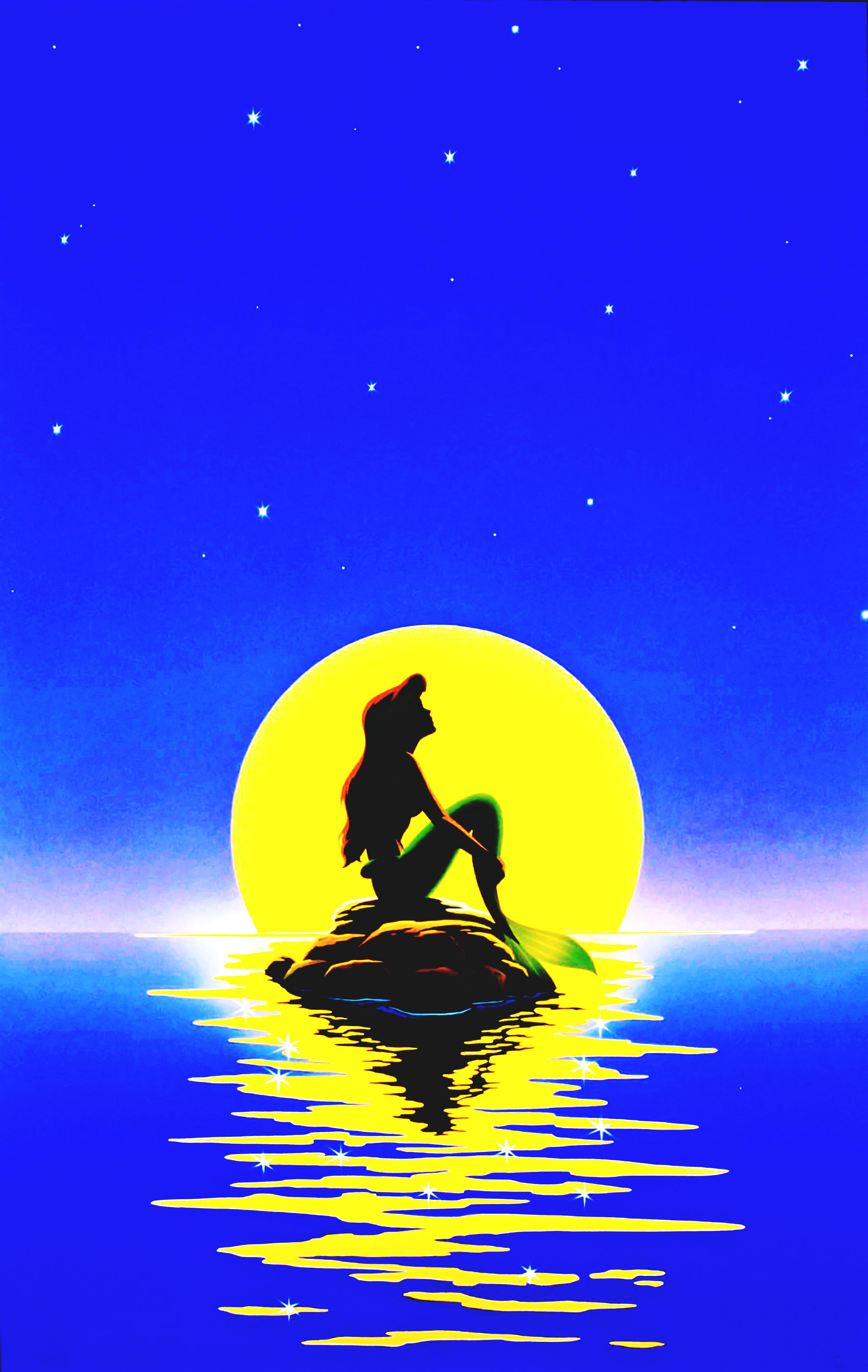 Walt Disney Posters The Little Mermaid Walt Disney