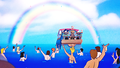 Walt Disney Screencaps - King Triton, Flounder, Princess Ariel, Prince Eric & The Merpeople - walt-disney-characters photo