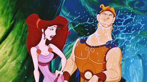 Walt Disney Screencaps - Megara & Hercules