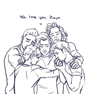 We Love You Zayn