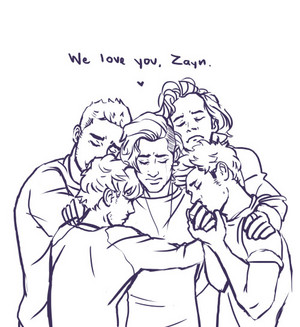 We 爱情 你 Zayn