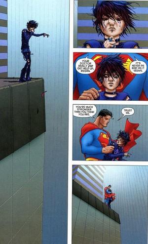 Why I Liebe super Heroes