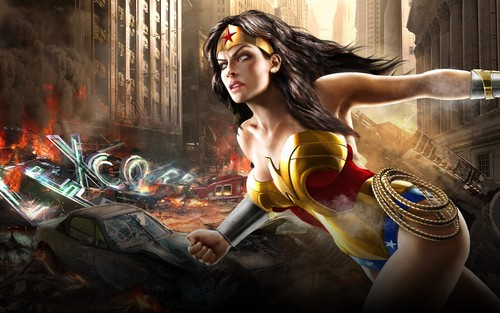 Wonder Woman wallpaper called Wonder Woman
