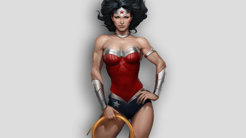 Wonder Woman wallpaper probably with a maillot, a leotard, and a bustier entitled Wonder Woman