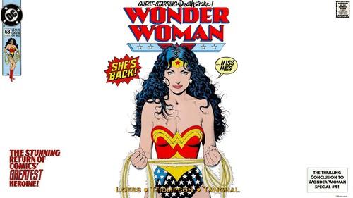 वंडर वुमन वॉलपेपर probably with ऐनीमे entitled Wonder Woman