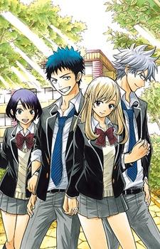 Yamada-kun manga