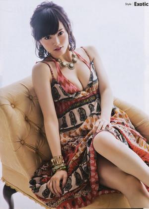 Yamamoto Sayaka 「ENTAME」 May 2015