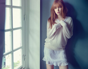Yoon Eun Hye For Vogue Korea's April 2015 Issue
