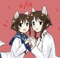 Yoshika and Takei
