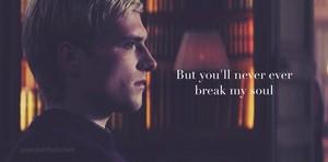 You'll Never Break My Soul