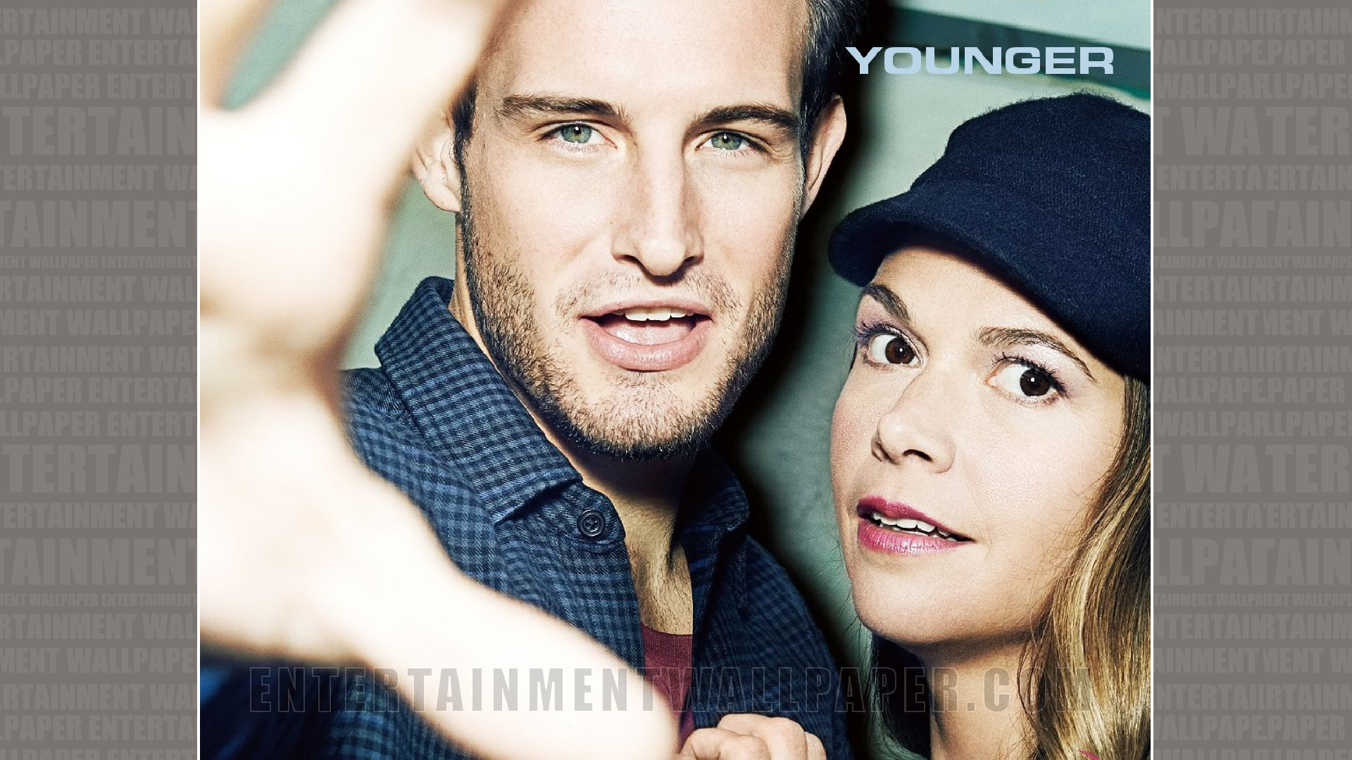 Younger wallpaper younger tv series wallpaper 38380759 fanpop - Younger tv show ...