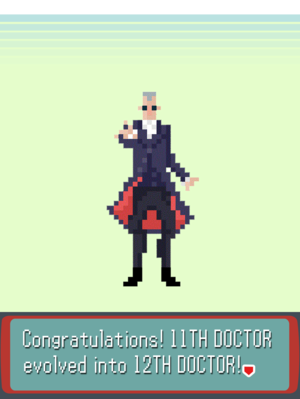 Your dr has evolved!