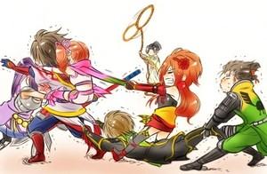 Yukimura vs The World