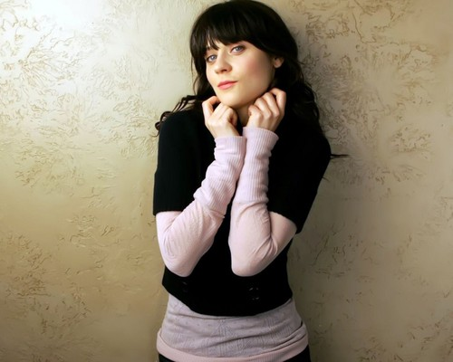 Zooey Deschanel wallpaper called Zooey Deschanel