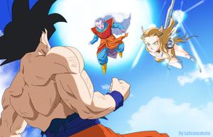 batalla de los dioses