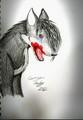 bloodhound omegas: forgive me... - alpha-and-omega fan art