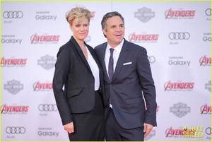 cast @ the 'Avengers: Age of Ultron' Premiere