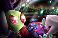 check this out - invader-zim photo