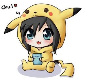 cuteness 피카츄
