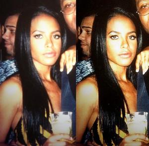 Aaliyah on VMA 2000 [edited]
