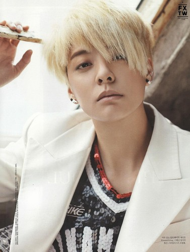 F(x) wallpaper titled f(x) Amber Elle Korea 2015