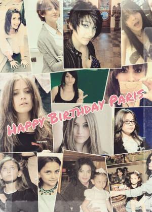 happy 17th birthday paris!