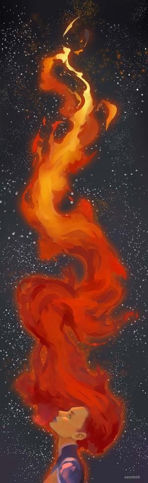 koriand'r/Starfire