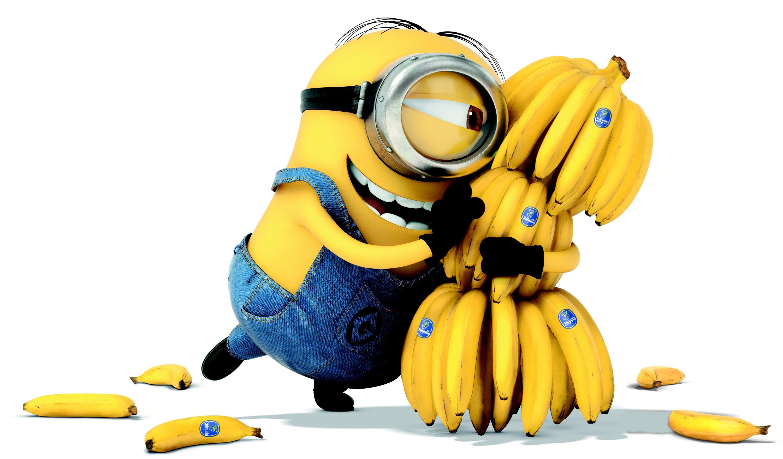 minions love banana