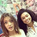 paris jackson and michaela blanks 2015