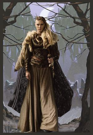 Queen Poruun