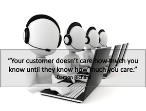 frases about customer
