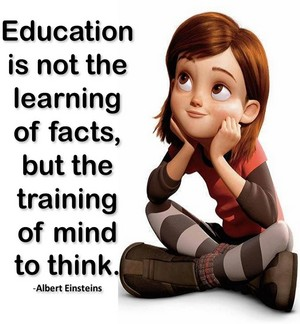 frases about education