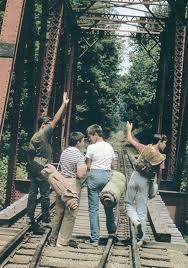 railroad and 老友记