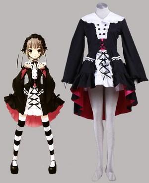 suzumiya haruhi no yuutsu Nagato loaded LOLITA dress