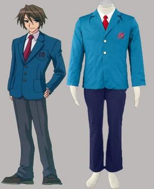 suzumiya haruhi no yuutsu North High School Male uniforms