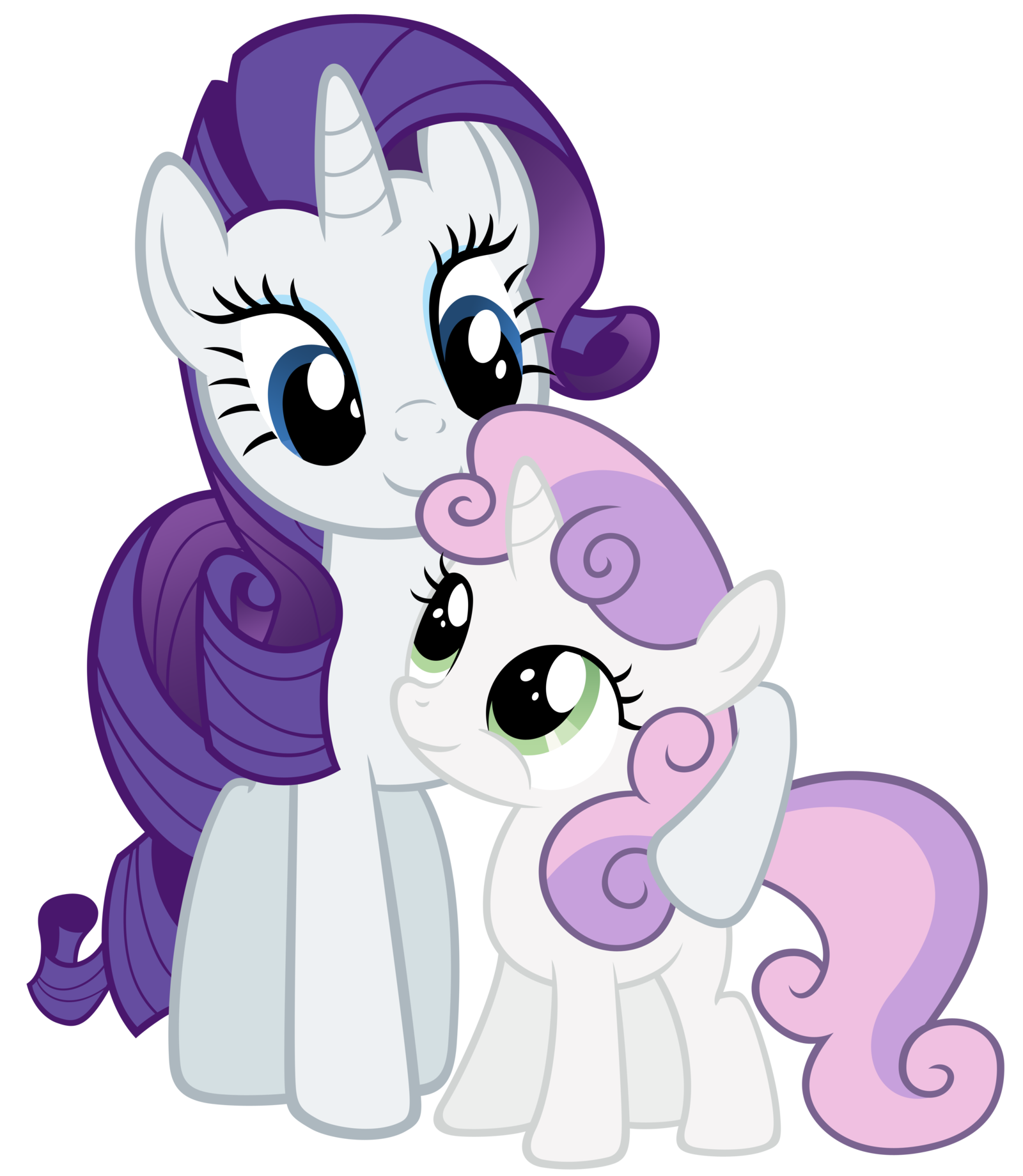 Cupcakelove11 Images Sweetie Belle Sister HD Wallpaper And Background Photos